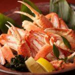 鳥取県で食べられる蟹の種類とお店