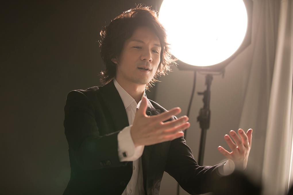 オペラ歌手 山本耕平さんの登場