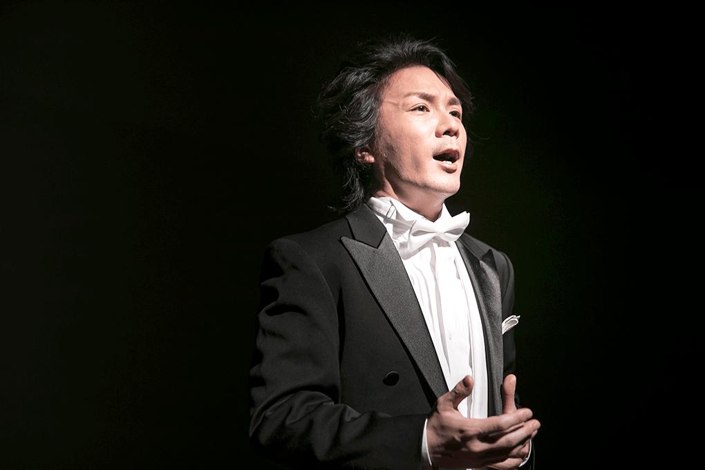 オペラ歌手 山本耕平