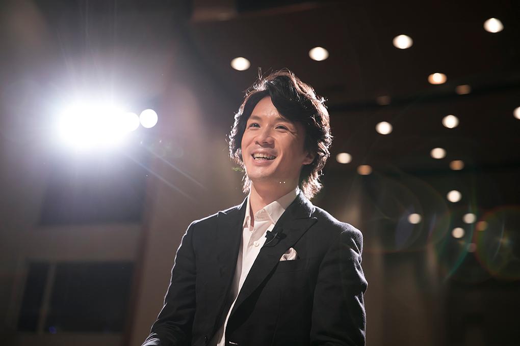 オペラ歌手 山本耕平さん