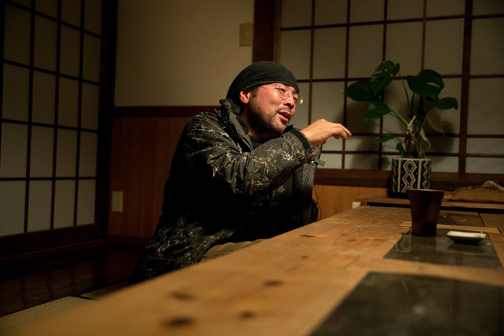 【鳥取×働く人 vol.43】矢頭工務店大工/猟師「矢頭 祐樹」さんにインタビュー