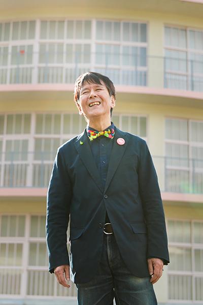 株式会社円形劇場 代表取締役社長 稲嶋正彦